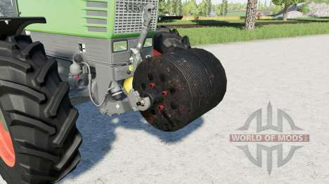 Plate weight 500 kg. for Farming Simulator 2017