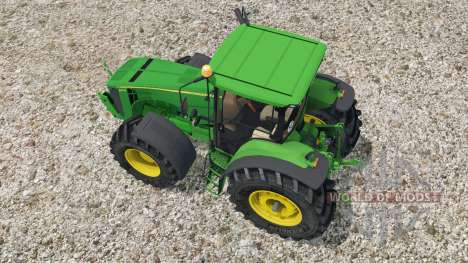 John Deere 8370R for Farming Simulator 2015