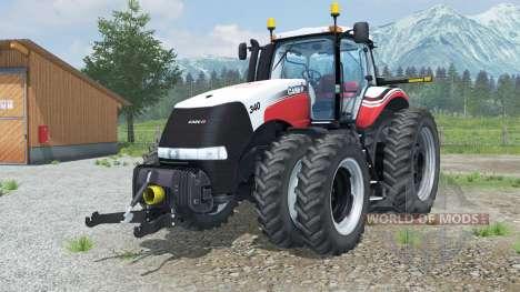 Case IH Magnum 340 25th aniversary for Farming Simulator 2013