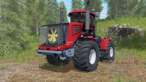 Kirovets K-9450 for Farming Simulator 2017