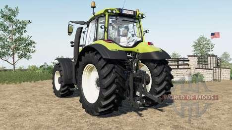Valtra T-series for Farming Simulator 2017