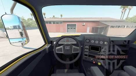 Caterpillar CT660 for American Truck Simulator