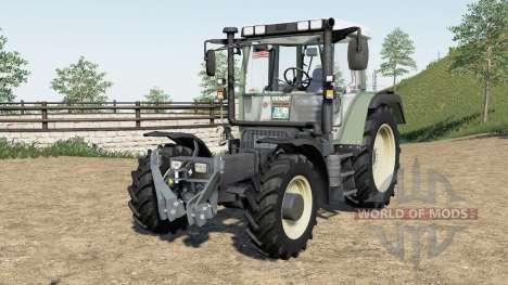 Fendt F 380 GTA Turbo for Farming Simulator 2017