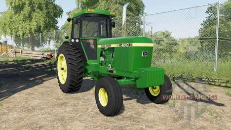 John Deere 4040 for Farming Simulator 2017