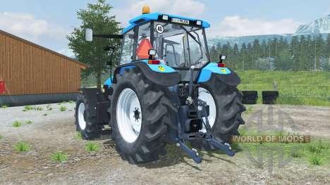 New Holland TM 115 for Farming Simulator 2013