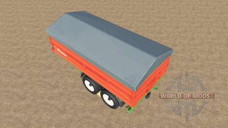 Farmtech TDK 1600 for Farming Simulator 2017
