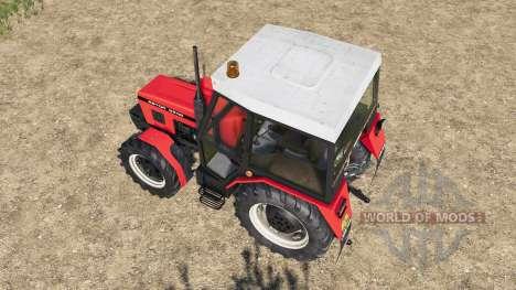 Zetor 6200 for Farming Simulator 2017