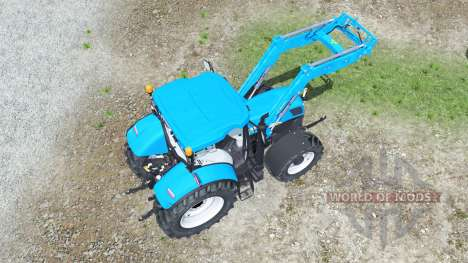 New Holland T7040 for Farming Simulator 2013
