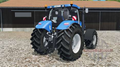 New Holland T7040 for Farming Simulator 2015