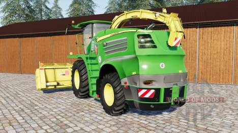 John Deere 8000i for Farming Simulator 2017