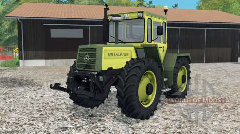 Mercedes-Benz Trac 1500 for Farming Simulator 2015