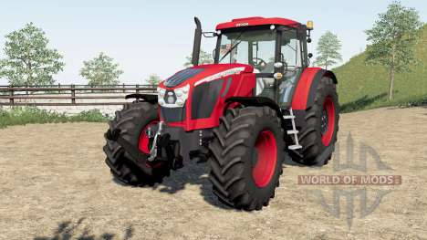 Zetor Crystal 160 for Farming Simulator 2017