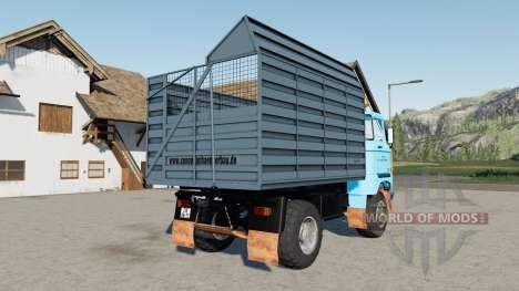 IFA W50 for Farming Simulator 2017