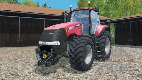 Case IH Magnum 380 CVT for Farming Simulator 2015