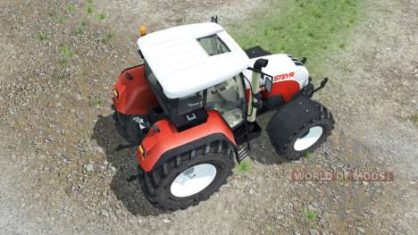 Steyr 6195 CVT for Farming Simulator 2013