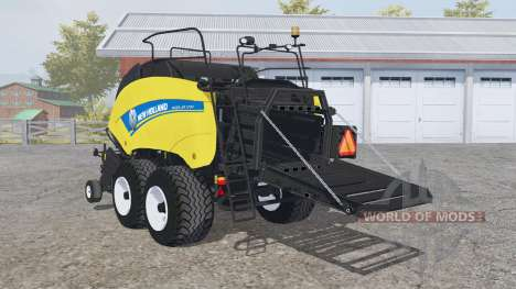New Holland BigBaler 1290 for Farming Simulator 2013