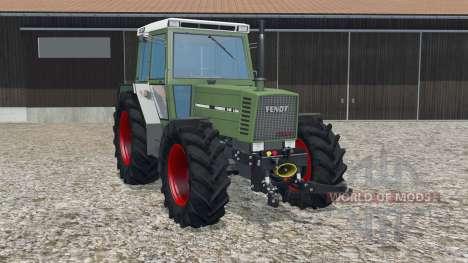 Fendt Farmer 310 LSA Turbomatik for Farming Simulator 2015