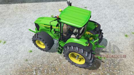 John Deere 7730 for Farming Simulator 2013