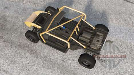 Civetta Bolide Super-Kart for BeamNG Drive