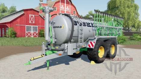 Joskin Modulo2 16000 MEB for Farming Simulator 2017