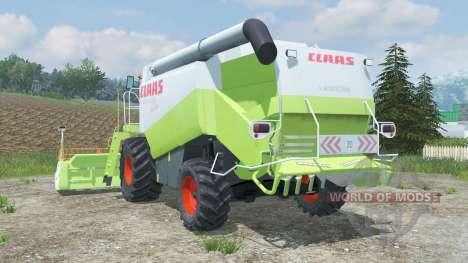 Claas Lexion 460 for Farming Simulator 2013