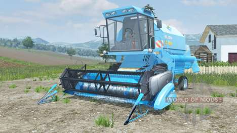 Bizon Rekorԁ Z058 for Farming Simulator 2013