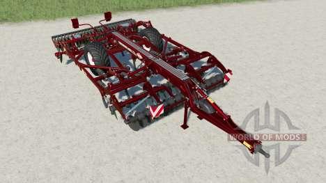 Kuhn Performer 4000 for Farming Simulator 2017