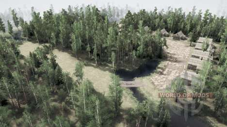 Chemocline for Spintires MudRunner