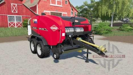 Kuhn FBP 3135 for Farming Simulator 2017
