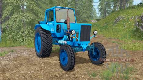 MTZ-80, Belarus for Farming Simulator 2017