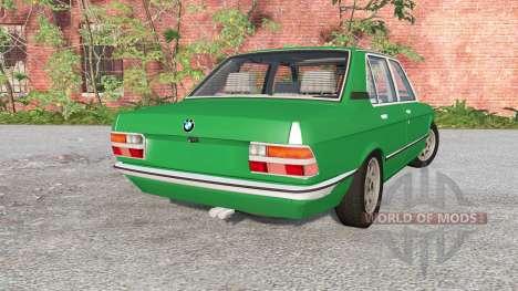 BMW 528i sedan (E12) 1977 for BeamNG Drive