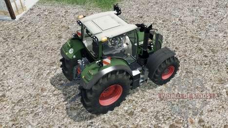 Fendt 718 Vario for Farming Simulator 2015