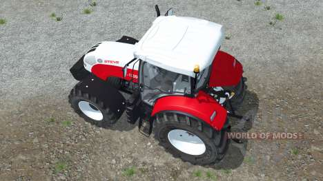 Steyr 6230 CVT for Farming Simulator 2013