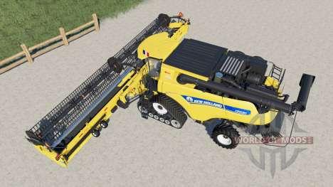 New Holland CR10.90 for Farming Simulator 2017