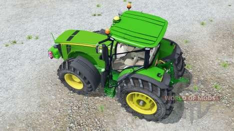 John Deere 8310R for Farming Simulator 2013
