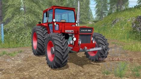Volvo BM 810 Turbo for Farming Simulator 2017