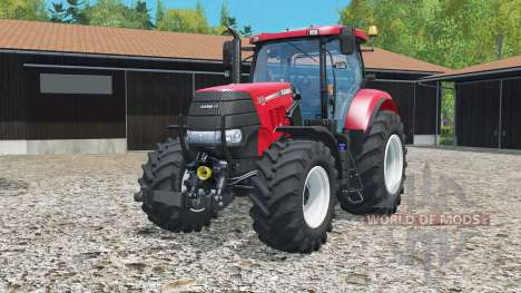 Case IH Puma 230 CVX for Farming Simulator 2015