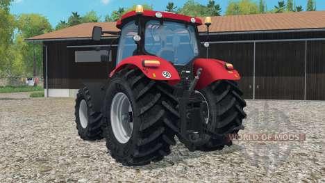 Case IH Maxxum 140 for Farming Simulator 2015