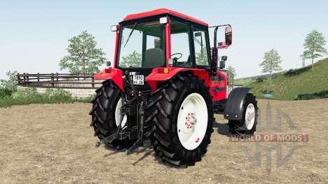 MTZ-Belarus 1221.4 for Farming Simulator 2017