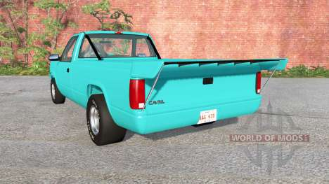 Gavril D-Series Cummins for BeamNG Drive