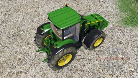 John Deere 8430 for Farming Simulator 2015