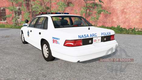 Gavril Grand Marshall NASA ARC Police for BeamNG Drive