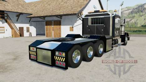 Peterbilt 389 Heavy for Farming Simulator 2017