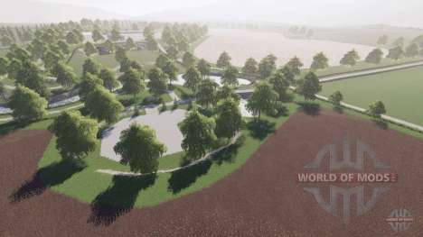 Sherwood Park Farm for Farming Simulator 2017