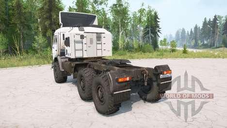 KamAZ-4410 for Spintires MudRunner