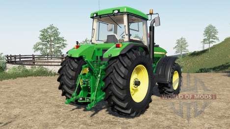 John Deere 8410 for Farming Simulator 2017