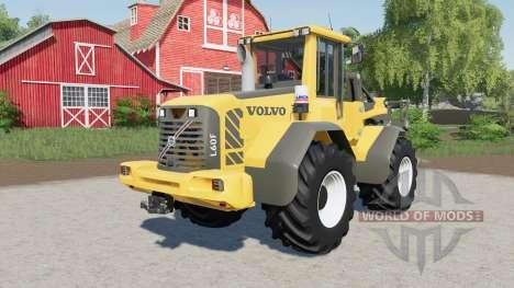 Volvo L-series for Farming Simulator 2017