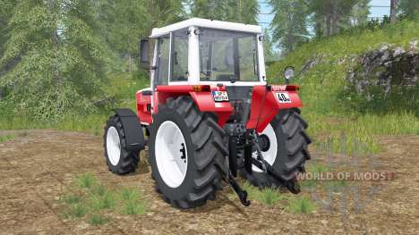 Steyr 8070A for Farming Simulator 2017