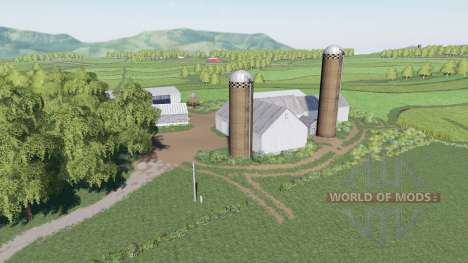 Westby. Wisconsin for Farming Simulator 2017
