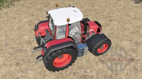 Fendt 800 Vario TMS for Farming Simulator 2017